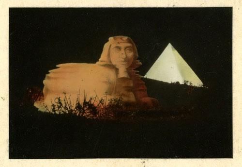 SphyinxPyramid