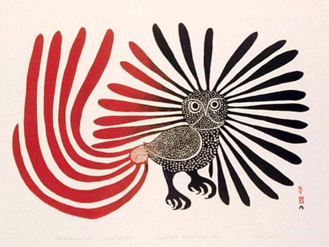 Enchanted-owl