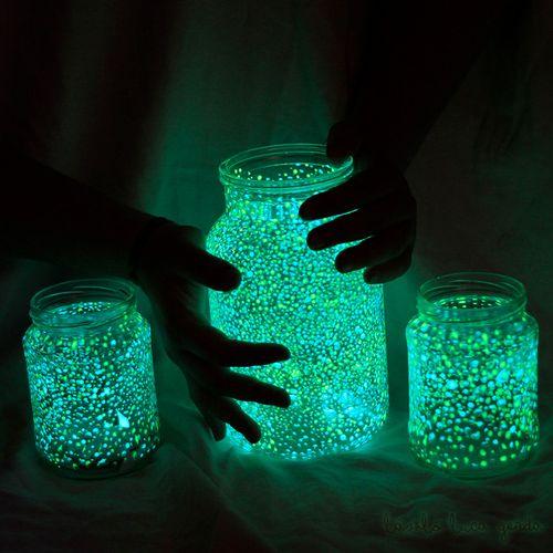 Glowing-jar