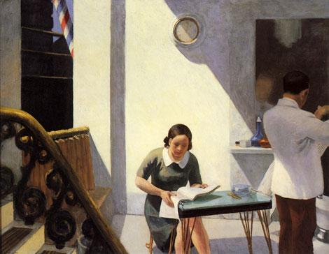 The-barber-shop-Hopper