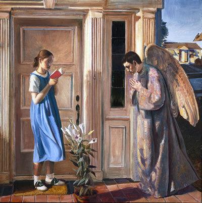 Collier Annunciation