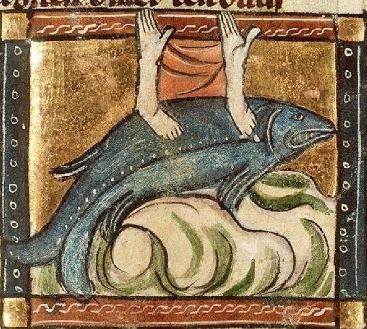 Fish with Arms