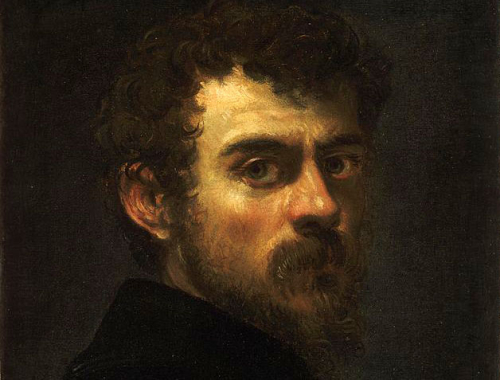Jacopo-Tintoretto-Self-Portrait