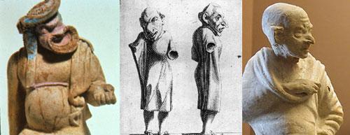 Atellan Masks