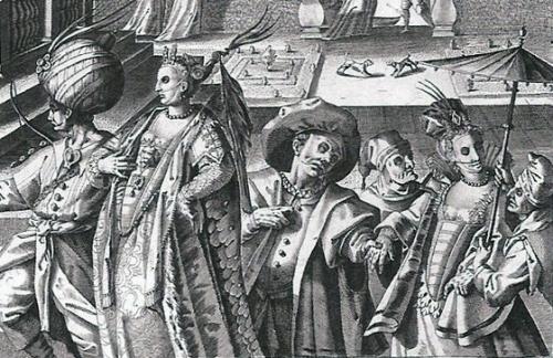 Venetian Masks 16th century