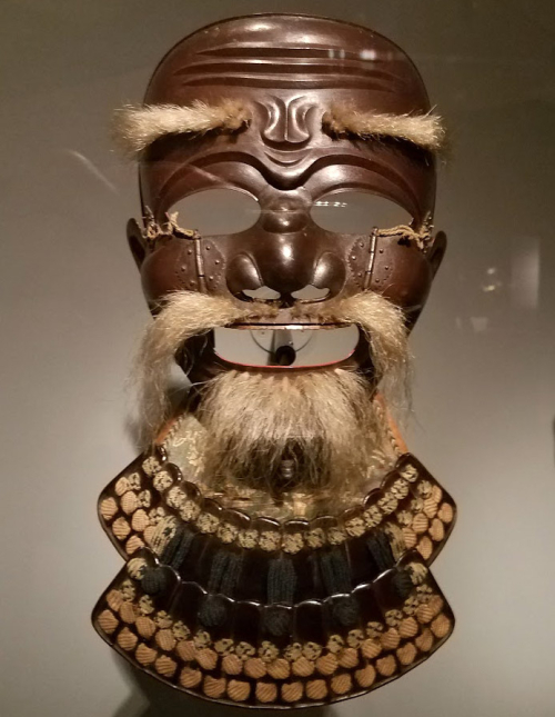 Samurai mask full 1