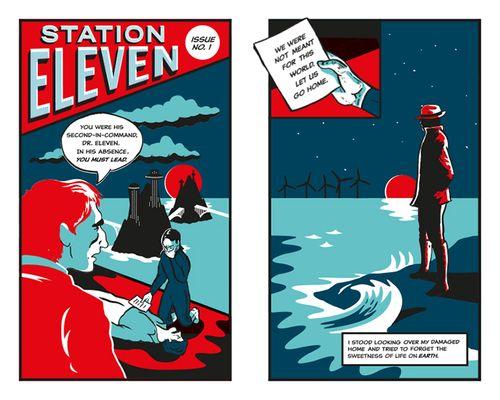 Station ElevenGraphi
