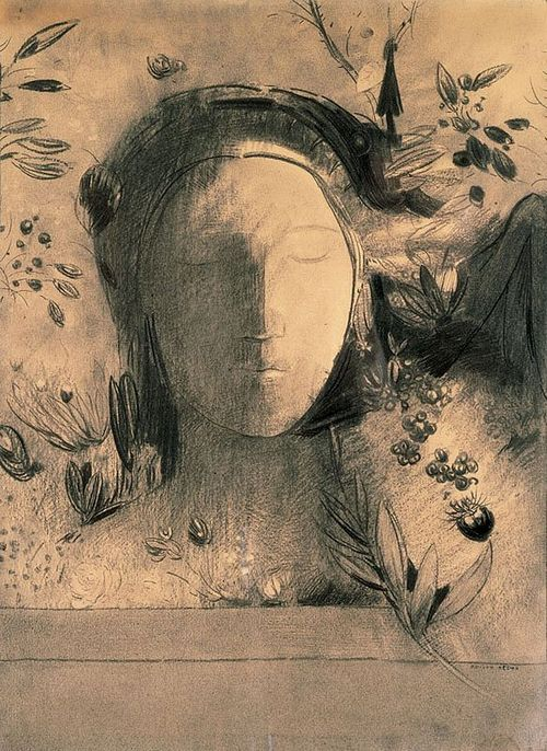 Odilion Redon, Light and Shadow