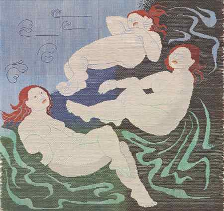 Ethel Stein Three Graces