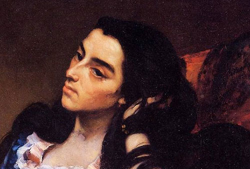 Gustave-Courbet-Spanish-Woman-1885sm