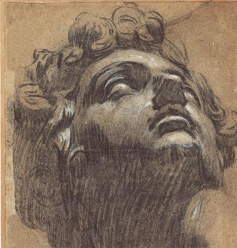 Tintoretto-Head