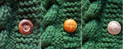 Triple Buttons