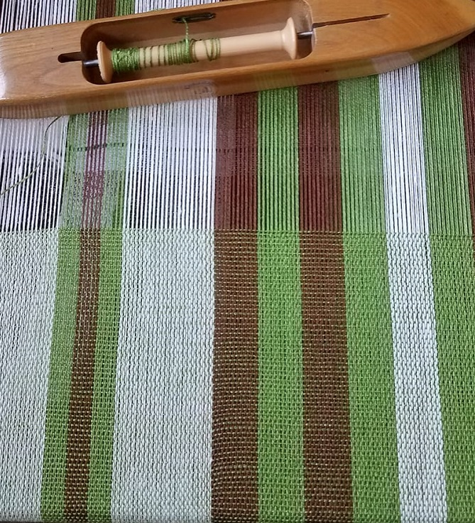 Mint Chocolate_Weft_Two