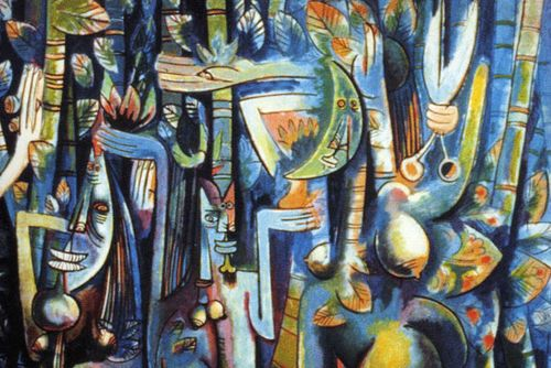 Wilfredo Lam Jungle