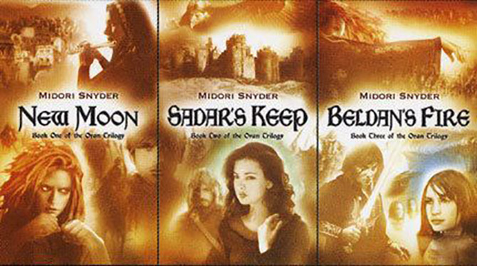 Oran Trilogy Covers