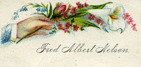 Fred Albert Nelson