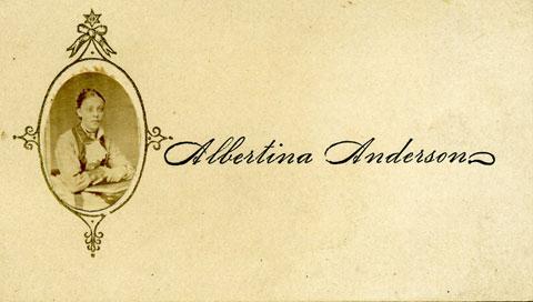Albetina Andersson