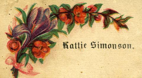 Kattie Simonson