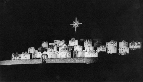 Madrid, NM Christmas 1930s