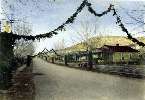 Madrid, NM Christmas, 1930
