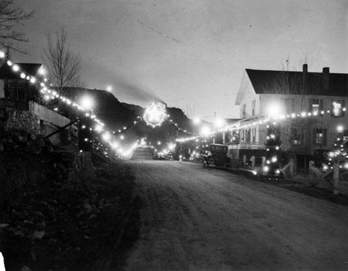 Madrid, NM Christmas, 1930s