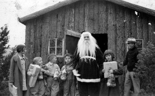 Madrid NM, Christmas : Madrid, NM Christmas Festival, 1920s