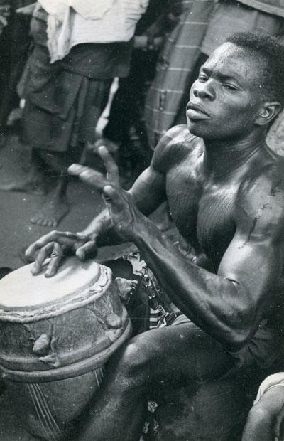 West African Drum
